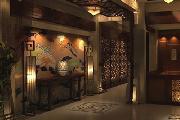 茶餐厅装修设计效果图