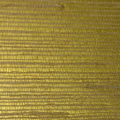 纯天然金底熟麻草编墙纸
