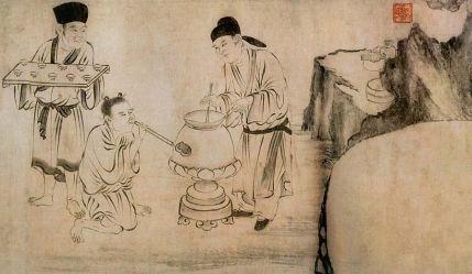 宋代流行点茶法