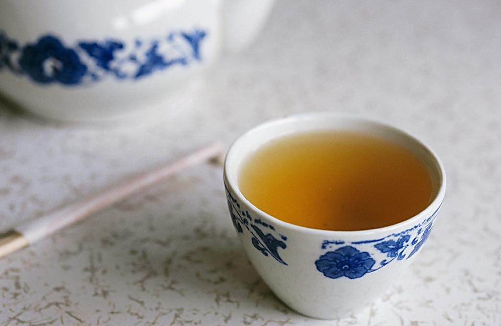 雪上茶浓,杯底清风