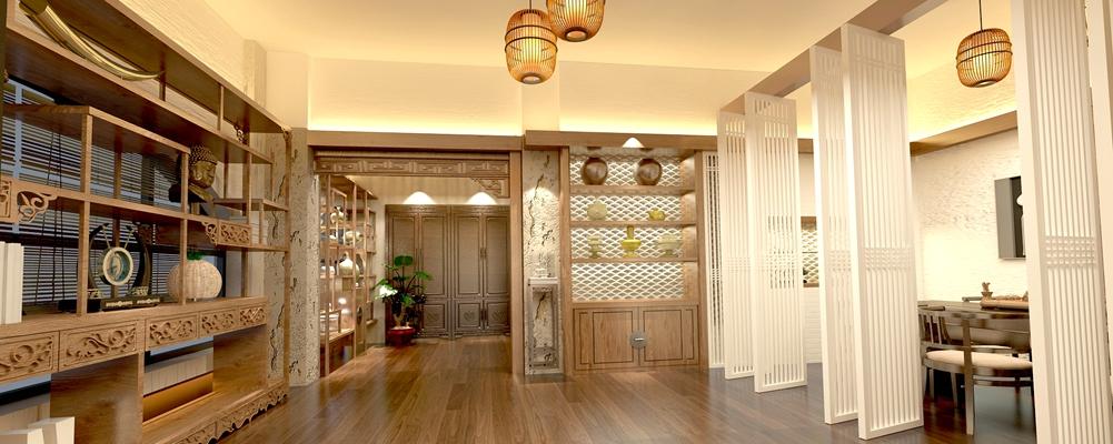 茶室设计案例