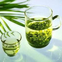 绿茶及其特性