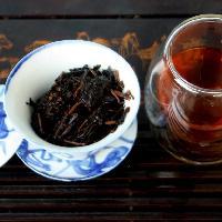 黑茶及其特性