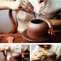 紫砂壶的详细工艺流程